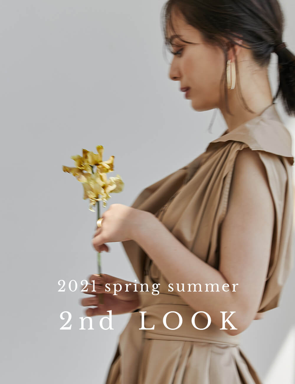2021 spring summer 2nd LOOK